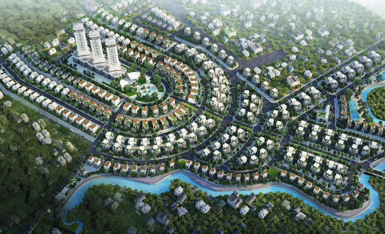 Khu đô thị sinh thái Lộc Sơn